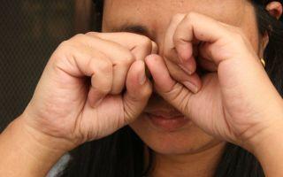 Ушиб глаза — степени контузии глазного яблока, симптомы, первая помощь и лечение