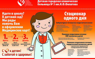 Детская городская клиническая больница № 13 им. н.ф. филатова — полная информация о филатовской больнице,  контакты, перечень услуг
