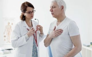 Боль в груди – симптом какого заболевания и что необходимо предпринять