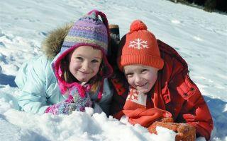 Первая помощь при обморожении ребенка — лечение обморожений у детей