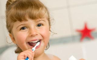 Когда впервые ведут ребенка к стоматологу — график посещения зубного врача детьми