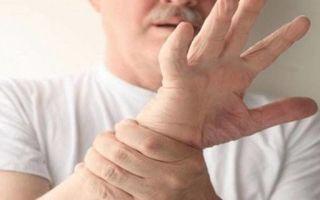 Тремор рук — классификация и причины развития