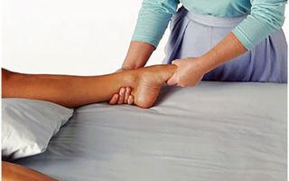 Артродез голеностопного сустава — показания к операции, результат