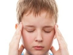 Сотрясение мозга у детей - признаки, причины и лечение