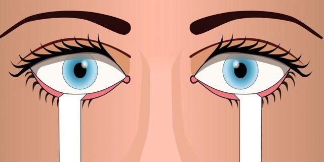 Синдром сухого глаза – причины, симптомы, лечение и отдаленные последствия
