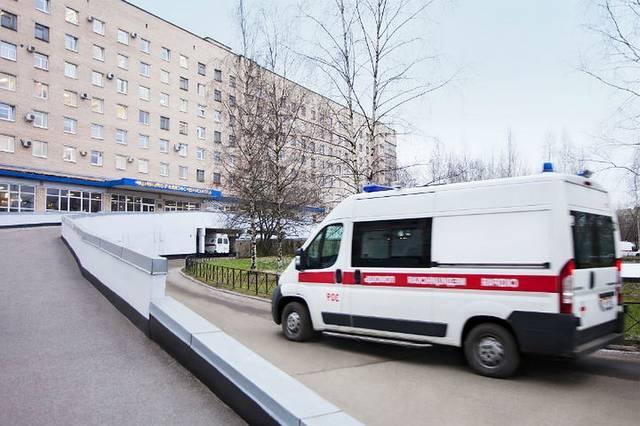 Санкт-Петербургская городская Александровская больница - полная информация об Александровской больнице,  контакты, перечень услуг