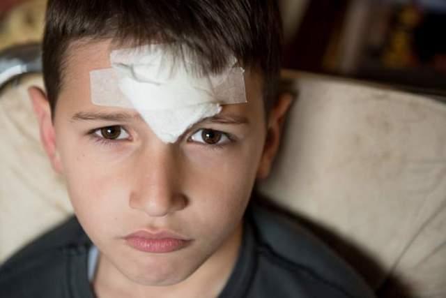 Причины челюстно-лицевых травм и переломов у детей - профилактика