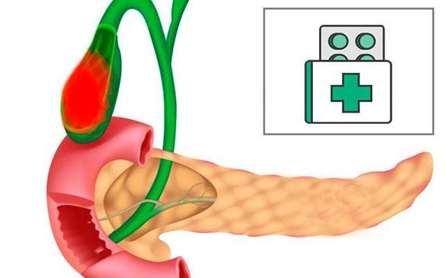 Лечение дискинезии желчного пузыря и протоков – медицинские препараты, диета и народные средства