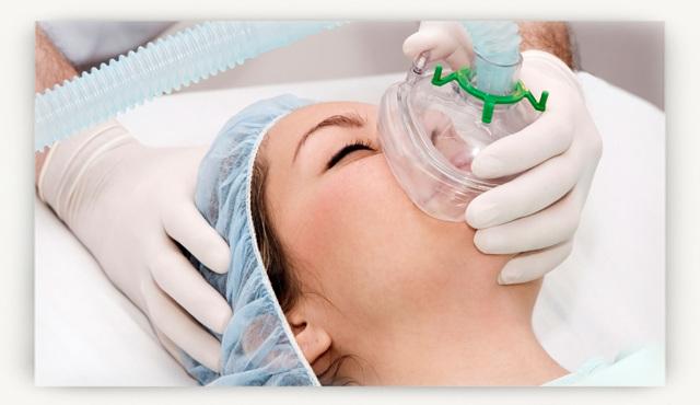 Какой наркоз, анестезия лучше при кесаревом сечении – отзывы