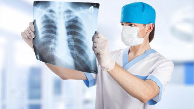 Техника проведения плевральной пункции - подготовка пациента к торакоцентезу
