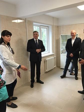В Чите после ремонта возобновили свою работу два отделения хирургического профиля