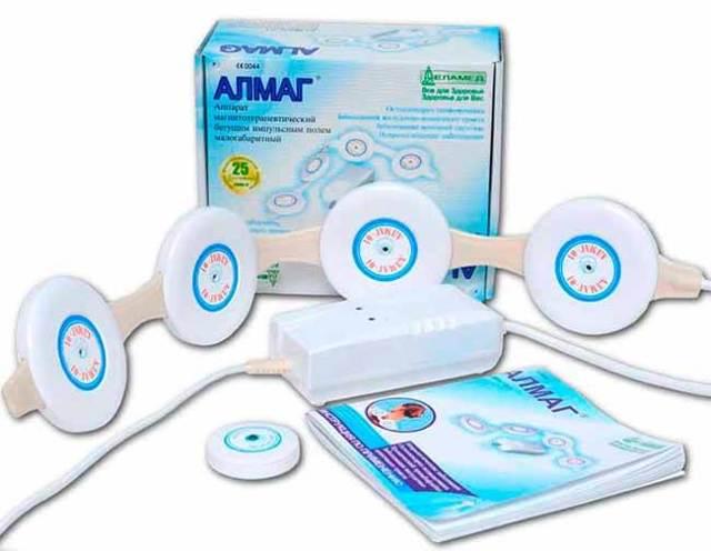 Аппарат Алмаг - применение, лечение, виды и модели прибора