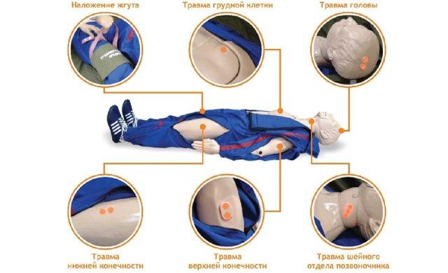 Синдром длительного сдавления – клиническая картина, первая помощь и лечение