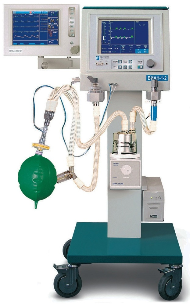 Аппараты ИВЛ  – популярные модели и цены на ИВЛ аппараты, как выгодно купить аппарат ИВЛ