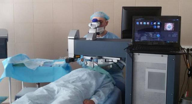 ЛАСИК – лазерный кератомилез, как оперативный метод коррекции зрения