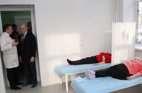 В Челябинске открылось дневное стационарное отделение для пациентов с онкологическими заболеваниями