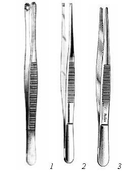 Виды и модели медицинских пинцетов – лучшие производители хирургических, анатомических и т.д. пинцетов в медицине