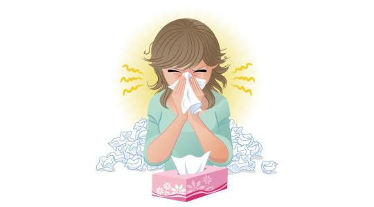 Признаки, симтомы и причины вазомоторного ринита