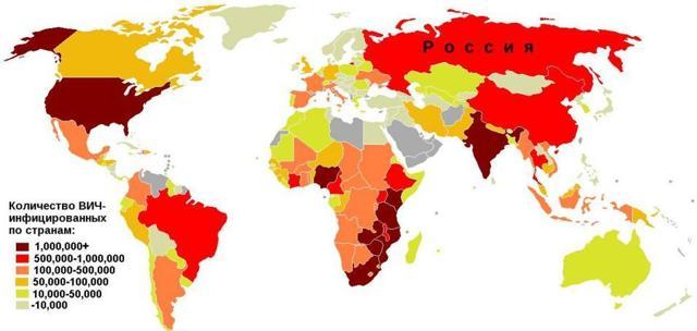Анализ крови на ВИЧ-инфекцию – способы и расшифровка результатов